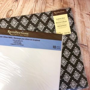 NWT! Recollections Scrapbook Bundle